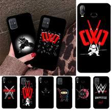 HPCHCJHM CWC Chad Wild Clay Spy Ninja Customer High Quality Phone Case For Samsung A10 A20 A30 A40 A50 A70 A71 A51 A6 A8 2018