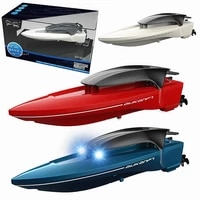 high quality 2 4g rc boat high speed remote control boat electric submarine rowing model boat summer toys for kids