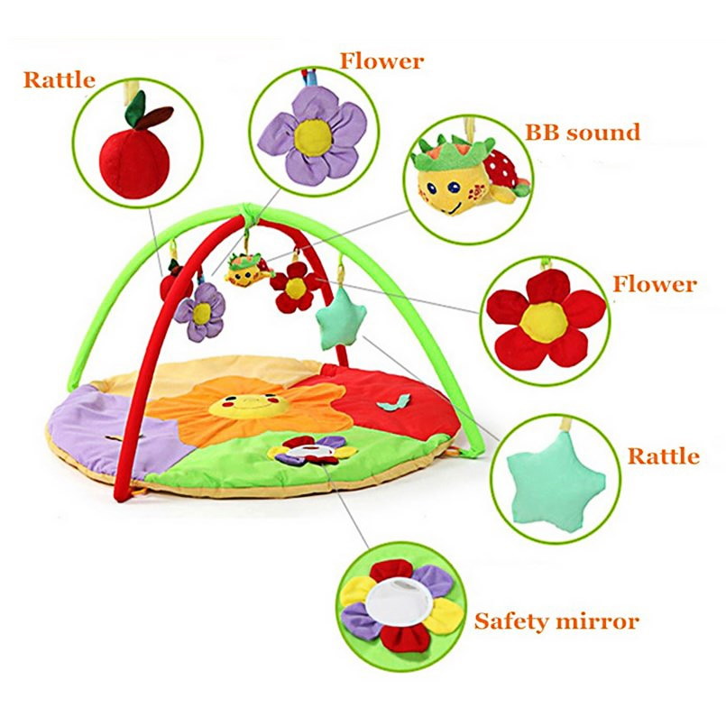 double side baby play mat eva foam developing mat for children carpet kids toys gym game rug crawling gym playmat christmas gift Baby Play Mat Kids Rug Educational Puzzle Carpet  Cute Animal Playmat Baby Gym Crawling Activity Mat Toys for Children
