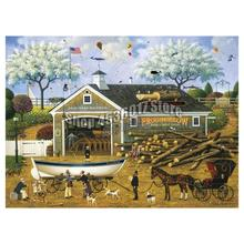 Seasons,Outdoor Cabins,Houses,Full,Diamond Painting,Fashion,Diamond Embroidery,Cross Stitch,Crystal,Mosaic,Rhinestone,Crafts,Art