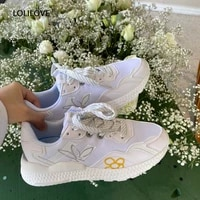 fashion vulcanized shoes sports sneakers women korean college students shoes soft candy girls harajuku ins casual shoes