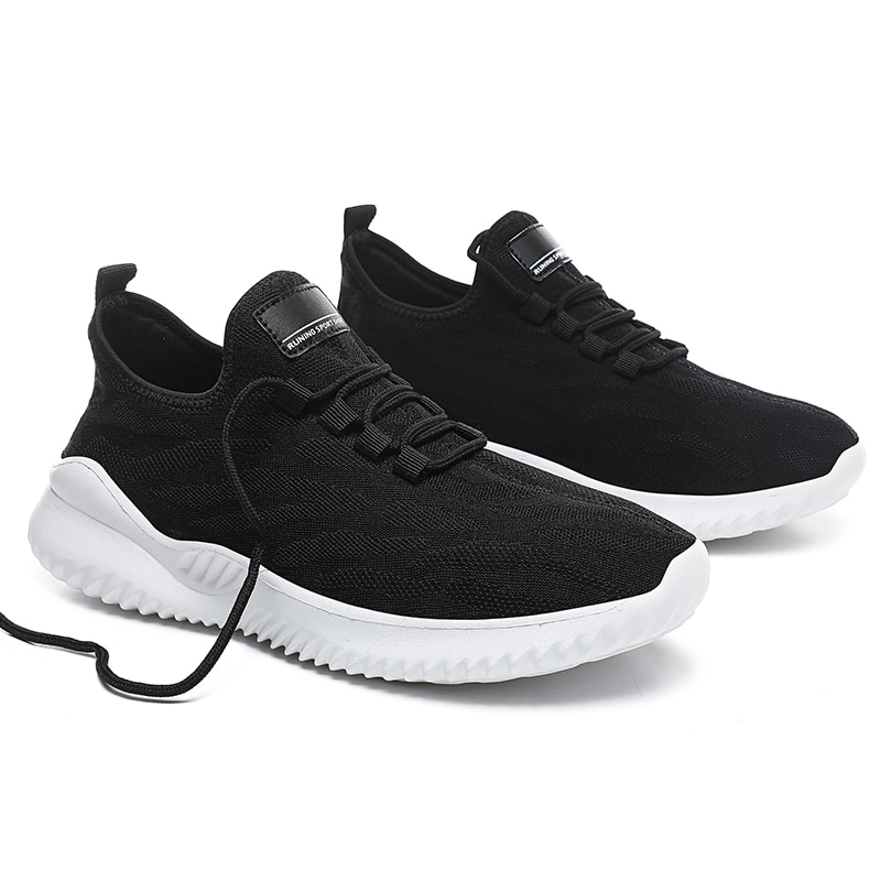 Breathable Mesh Couple Running Shoes Lightweight Sport Shoes For Women Gym Mens Sneakers Unisex Size