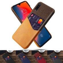 Etui pour Xiaomi Mi 9 8 se 5X 6X A1 A2 GO Play carte fente étuis pour Redmi 7 6 5 5A 4X S2 K20 Note 7 6 Pro Fundas