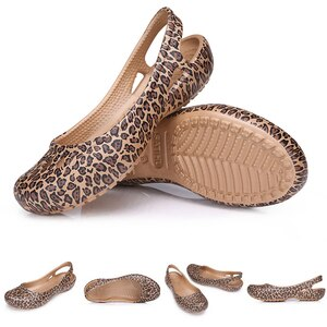 Women Clogs Jelly Sandals Home Non-slip Summer Shoes hospital Flat Slippers Plastic Girls Waterproof  Garden Shoes