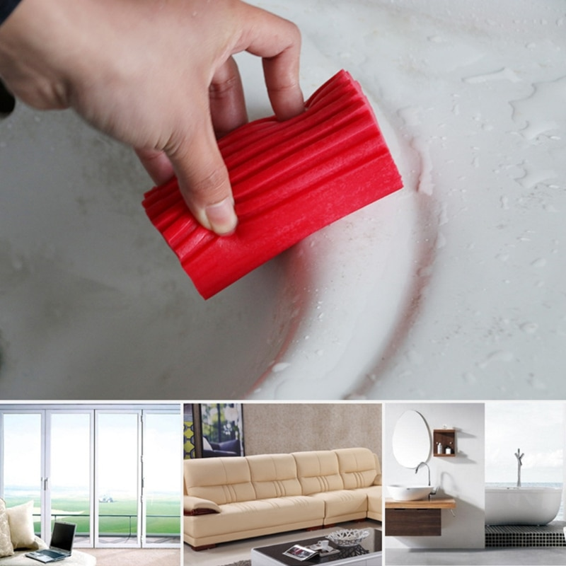 Multipurpose Super Absorbent Car Wash Sponge Extra Soft Large Size Washing Tool H056