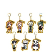 2021 new anime key chain reminiscent of battle spells back to war keychains cosplay keyring fashion bag pendant gifts for man