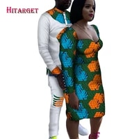 african clothes for couples summer vestidos dashiki party lover outfits ankara fashion plus size robe african dress wyq795