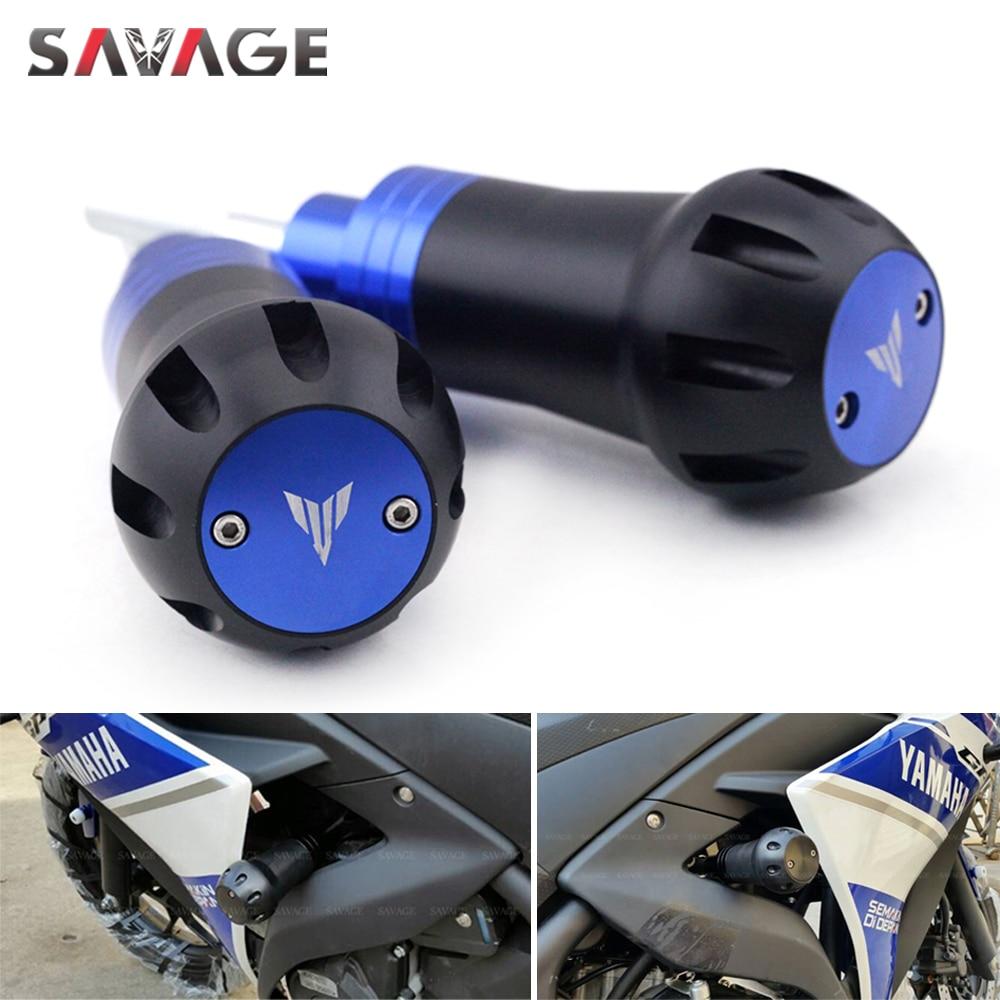 Body Frame Slider Crash Protector For YAMAHA YZF R25 R3 MT-25 MT-03 2015-2020 16 17 18 19 Motorcycle