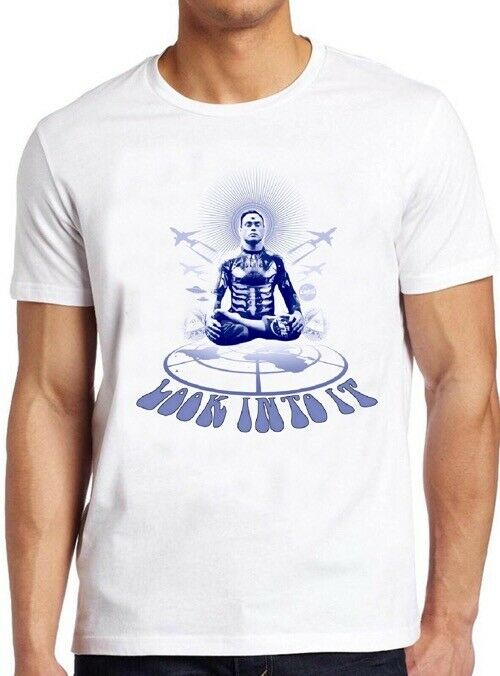Look Into It T Shirt Eddie Bravo Jui Jutsi 3rd Eye Wide Open Cool Gift Tee 139