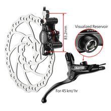 Bon prix frein à disque hydraulique de capteur de frein de vélo électrique