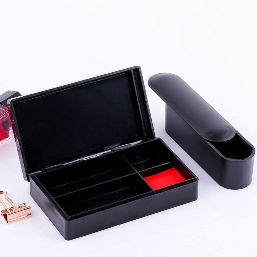 Chinese seal box painting calligraphy Art set ABS inkpad box Artist Accounting supplies Art set