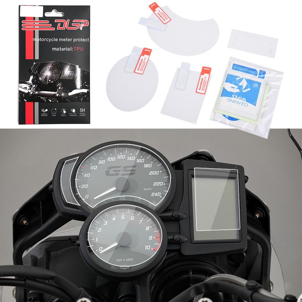 Motorrad Cluster Scratch-Screen Schutz Film Schutz Für F700GS F800 GS R S GT F800GS F800R F800S F800GT F800ST 2008-2018