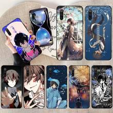 Anime Bungou chiens errants Dazai Osamu étui de téléphone pour Xiaomi Mi10 10Pro 10 lite Mi9 9SE 8SE Pocophone F1 Mi8 Lite