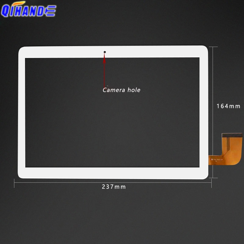 Фото - New Touch Screen For 10.1 inch Teclast A10H Quad Core Tablet PC TouchScreen Capacitance Screen Digitizer Panel A10S original dr7 m7s hd new 7 inch tablet touch screen touch digital panel induction capacitance screen hd 86 v02 outer screen