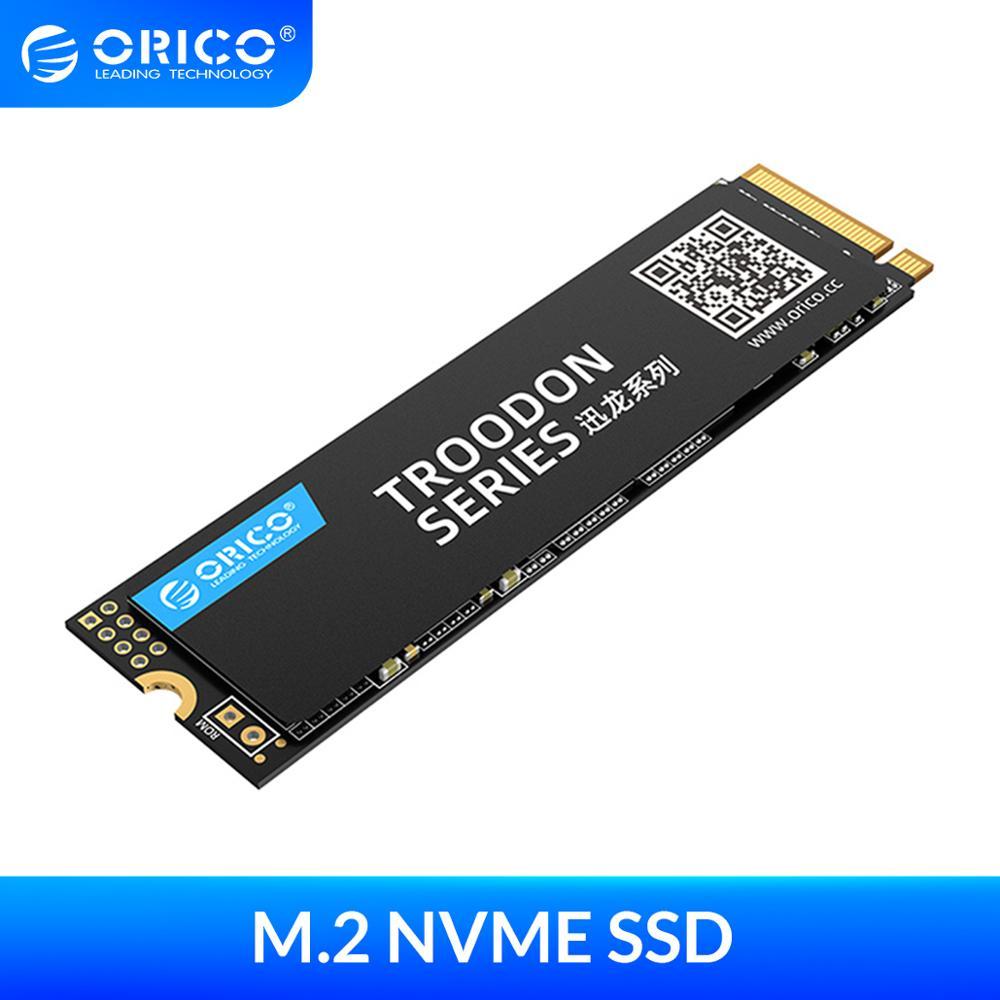 ORICO M.2 NVME SSD 128 ГБ 256 ГБ 512 ГБ ТБ M2 PCIe M.2 2280 Внутренний твердотельный жесткий диск NVME SSD для настольного ноутбука SSD диск