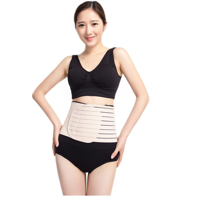 Adjustable waist support abdomen belt Waist protection body shaping body beauty abdomen postpartum health care belt