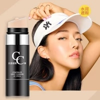 lazy concealer cc stick moisturizes and brightens skin tone isolates waterproof and non blocking of powder air cushion cc cream