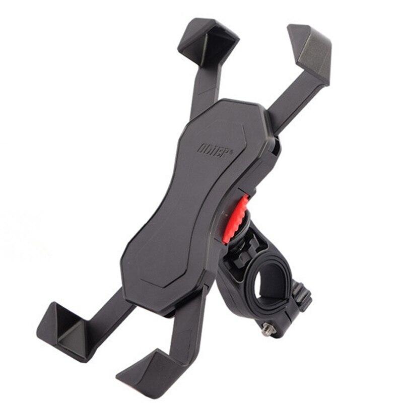 ODIER-Soporte Universal para manillar de bicicleta, para teléfono móvil, soporte de montaje