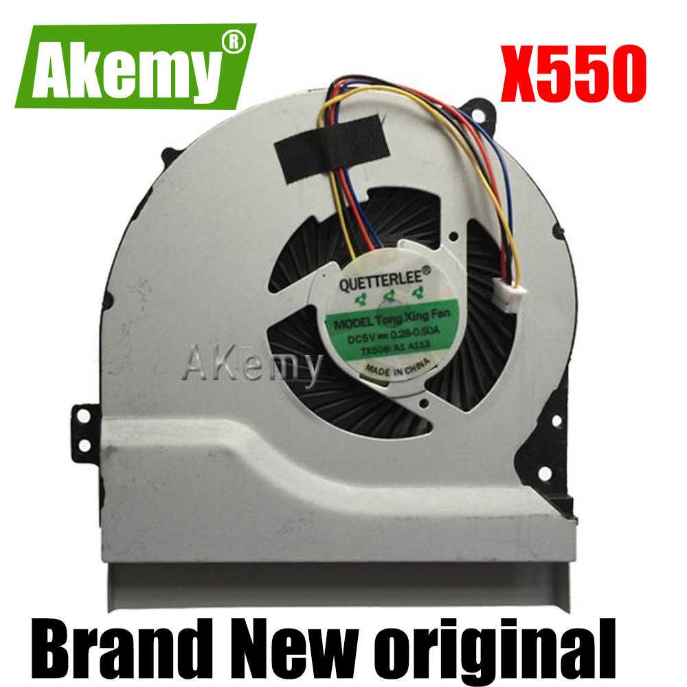 Original Nuevo Refrigerador De Cpu Para For For For Asus Y581c X552c X552l X550l X550ld K550l X550 X550c X550cl X550cc X550ca X550v X550vb Ventiladores Y Refrigeración Aliexpress