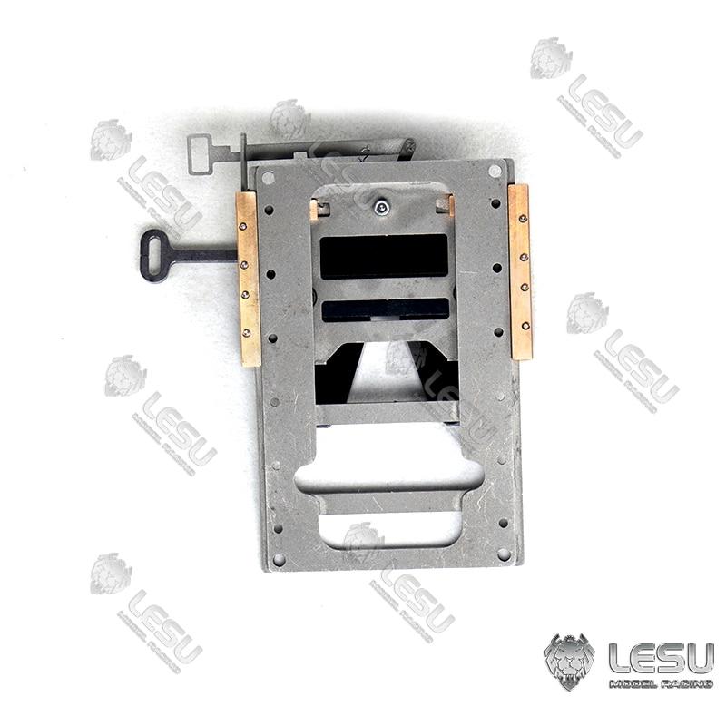 LESU Metal Movable Fifth Wheel For DIY 1/14 TAMIYA Model RC Truck Remote Control Trailer Toy TH16731-SMT5 enlarge