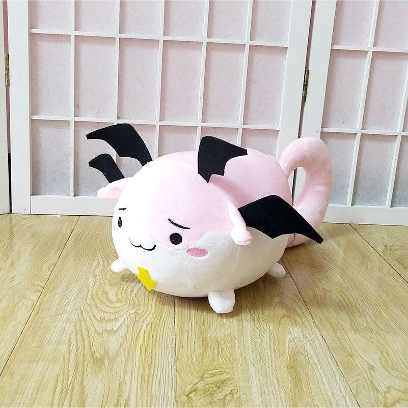 TouHou Project anime de peluche juego poco diablo kamishirasawa bola muñeca cosplay 36cm suave almohada
