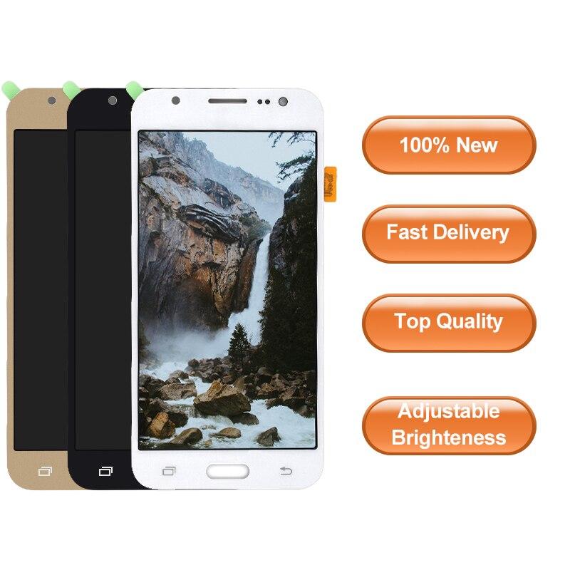 Grade AAA Qualität Für Samsung Galaxy J5 2015 J500 SM-J500H J500FN J500F J500M/DS LCD Display + Touch Screen digitizer Montage