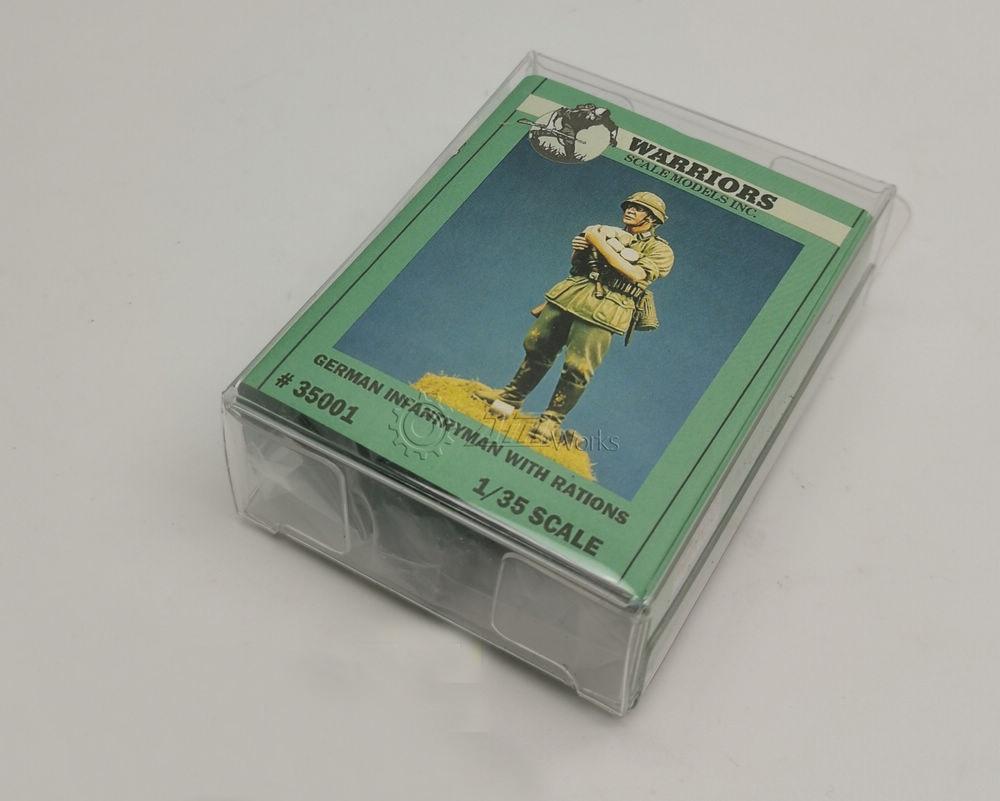 1/35 WWII Alemania infantería resina Kits 1pc con caja Original