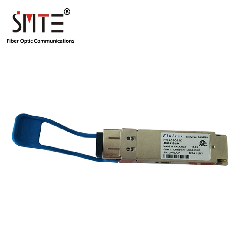 Finisar-وحدة ألياف بصرية FTL4C1QE1C, 40GBASE-LR4 1310NM-40G-10KM