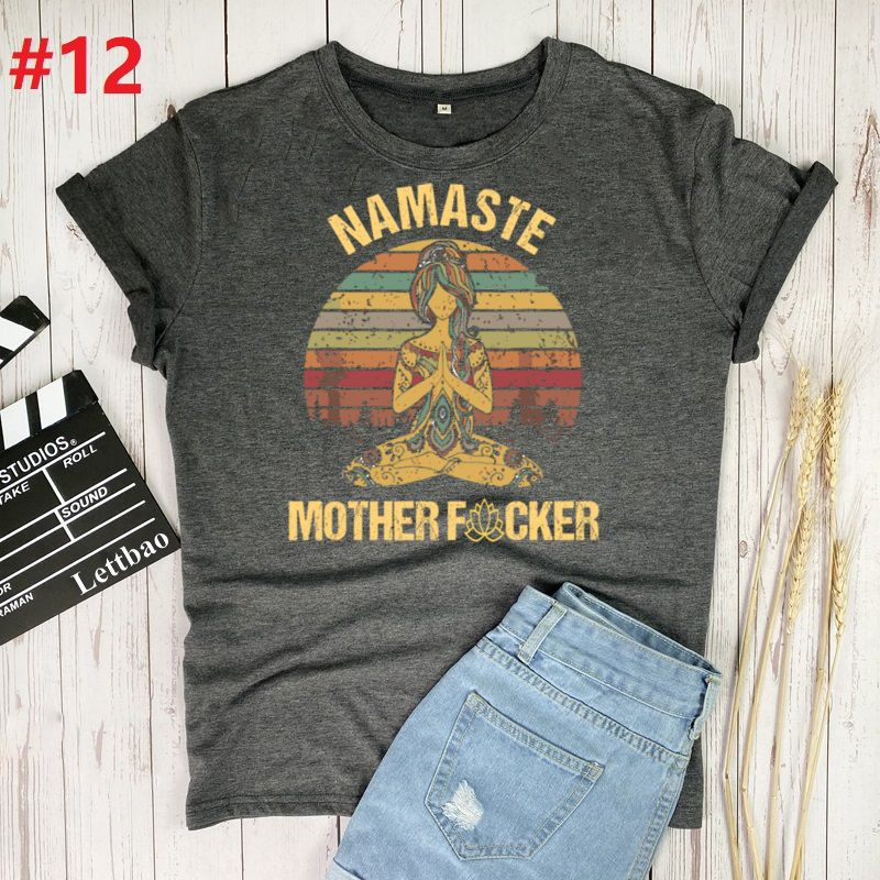 Mother Printed Women Tshirt Cotton Casual Funny T Shirt Gift for Lady Top Tee Multiple Colour Woman T-shirts Harajuku