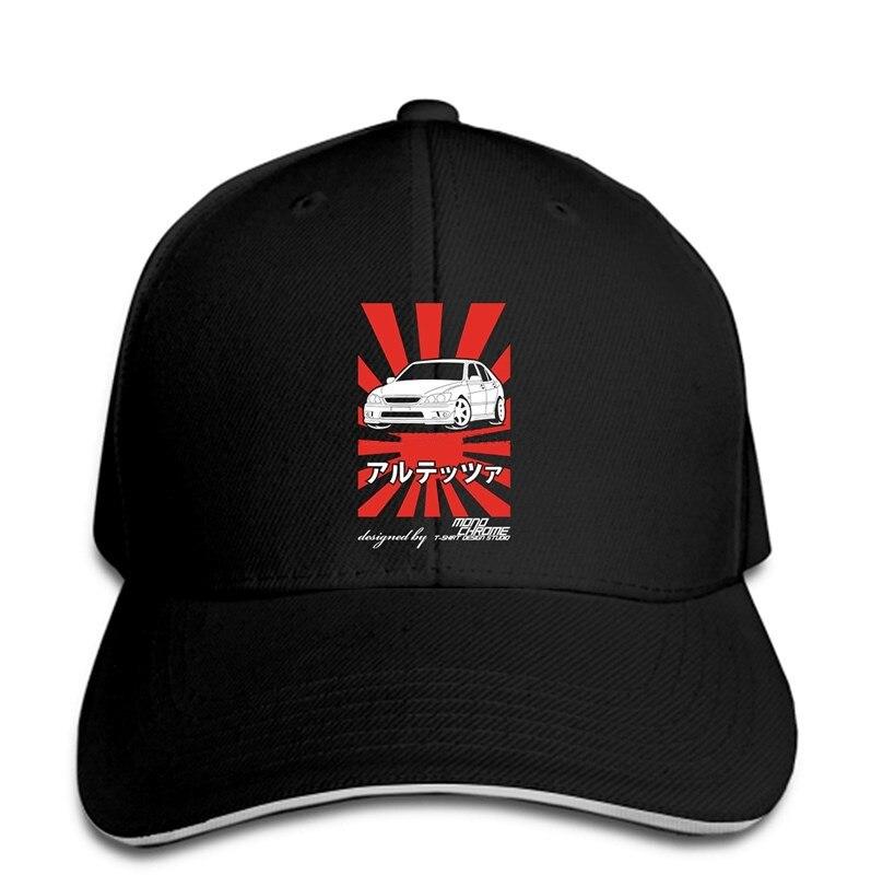 Gorra de béisbol para hombre Toyota Mark 2 IR-V JZX110 00-02 gorra Snapback para mujer