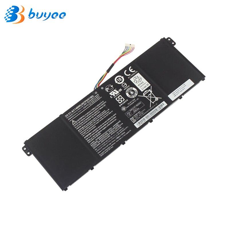 Batería nueva AC14B18J para Acer Aspire E3-111, E3-112 E3-112M, MS2394, ES1-531, EX2519, N15Q3, N15W4, AC14B13J