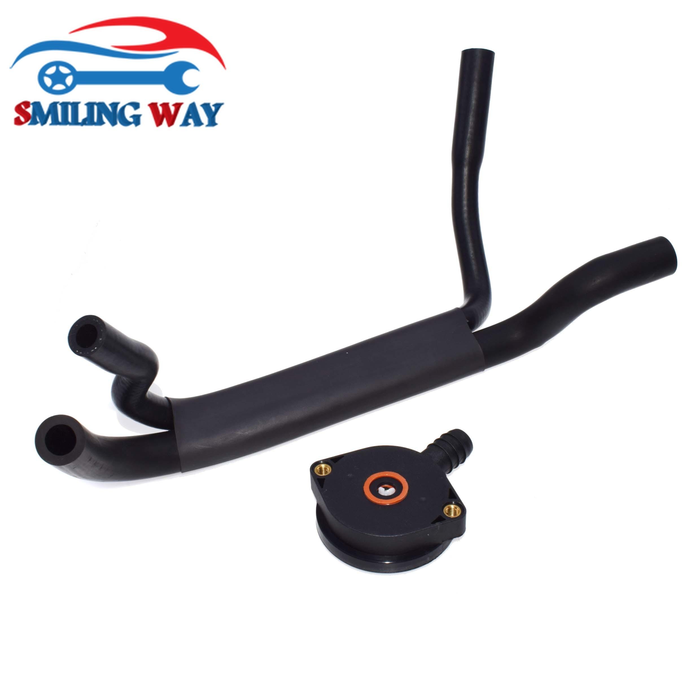 Smiling Way #, cárter, válvula de ventilación/manguera de agua para BMW E36 M43 316i 318i 1995 1996-1998 y E46 1999-2005
