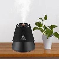 Haute qualite 230ML huile essentielle humidificateur dair Ultra arome diffuseur pour voiture maison USB brouillard brouillard fabricant avec LED lampe de nuit
