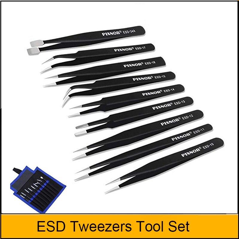 10pcs-set-di-strumenti-per-pinzette-antistatiche-esd-punta-di-alta-precisione-curva-dritta-pinzetta-kit-di-strumenti-di-riparazione-pinza-multifunzione-in-acciaio-inossidabile
