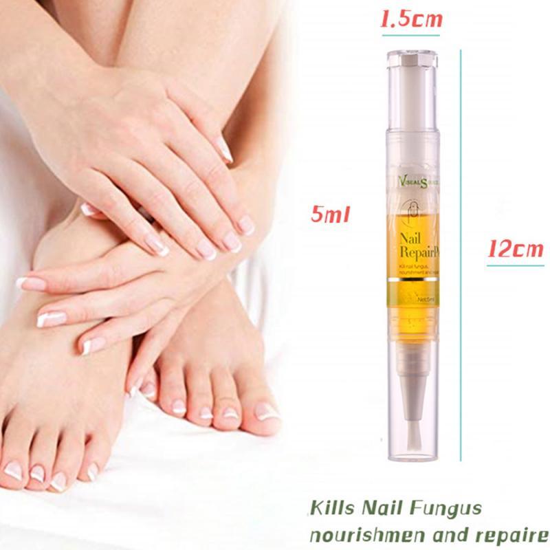 5 мл жидкая ручка для лечения грибковых ногтей onychomicosis Paronychia против грибковой инфекции ногтей, Лечение грибка для пальцев ног TSLM2