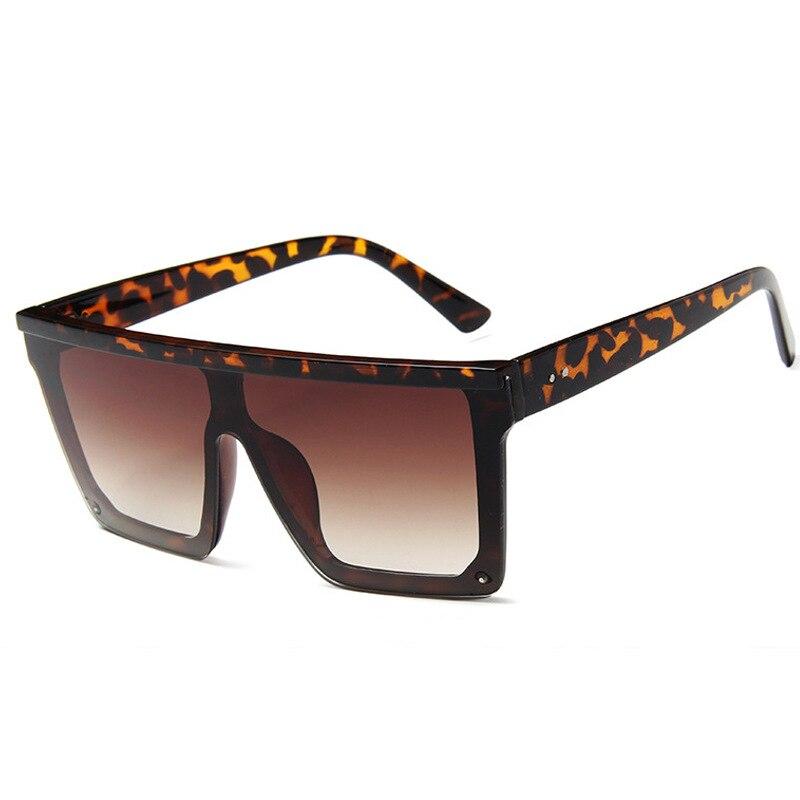 2021 модные квадратные автомобильные очки цельные солнцезащитные очки в большой оправе европейские и американские модные квадратные солнце...
