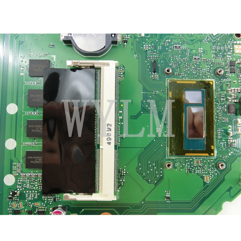 X550LA I3/I5/I7CPU 4GB RAM Motherboard For ASUS A550L X550LD R510L X550LC X550L X550 laptop Motherboard X550LA Mainboard Tested