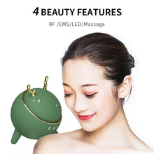 Beauty RF Facial Lifting Machine Face Skin Care Device for Skin Rejuvenation