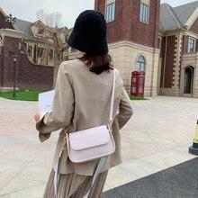 Soft Leather Shoulder Bags For Ladies Handbags Designer Luxury Fashion Women Crossbody Bag Crocodile Semicircle Saddlebags