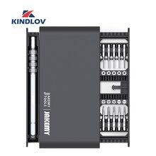 KINDLOV Screwdriver Set Precision Screw Driver Bits Magnetic Torx Phillips Hex Bit Kit Multitools Repair Phone Laptop Hand Tools