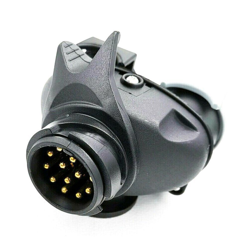 Переходник для розетки прицепа переходник для преобразования без кабеля Британский автомобильный конвертер для UK RV Аксессуары