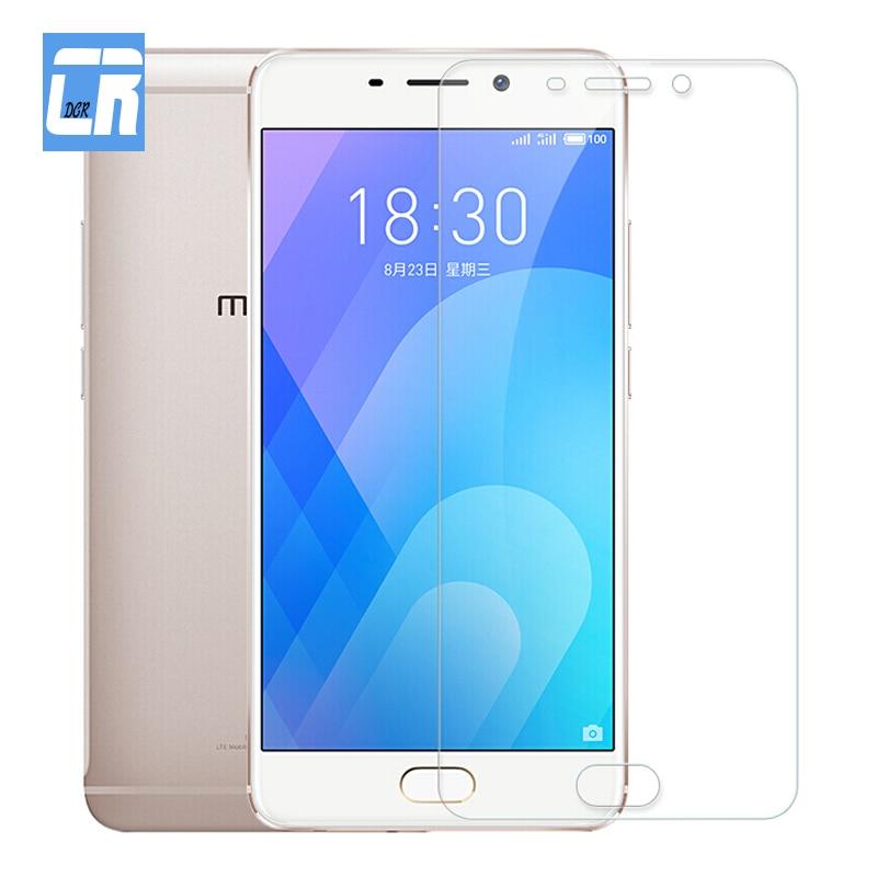 9H templado Premium de vidrio para Meizu U10 U20 M3S M5S MX4 MX5 MX6 Pro 5 5 5 6 6 7 Protector de pantalla Meizu M3 M5 película protectora Note