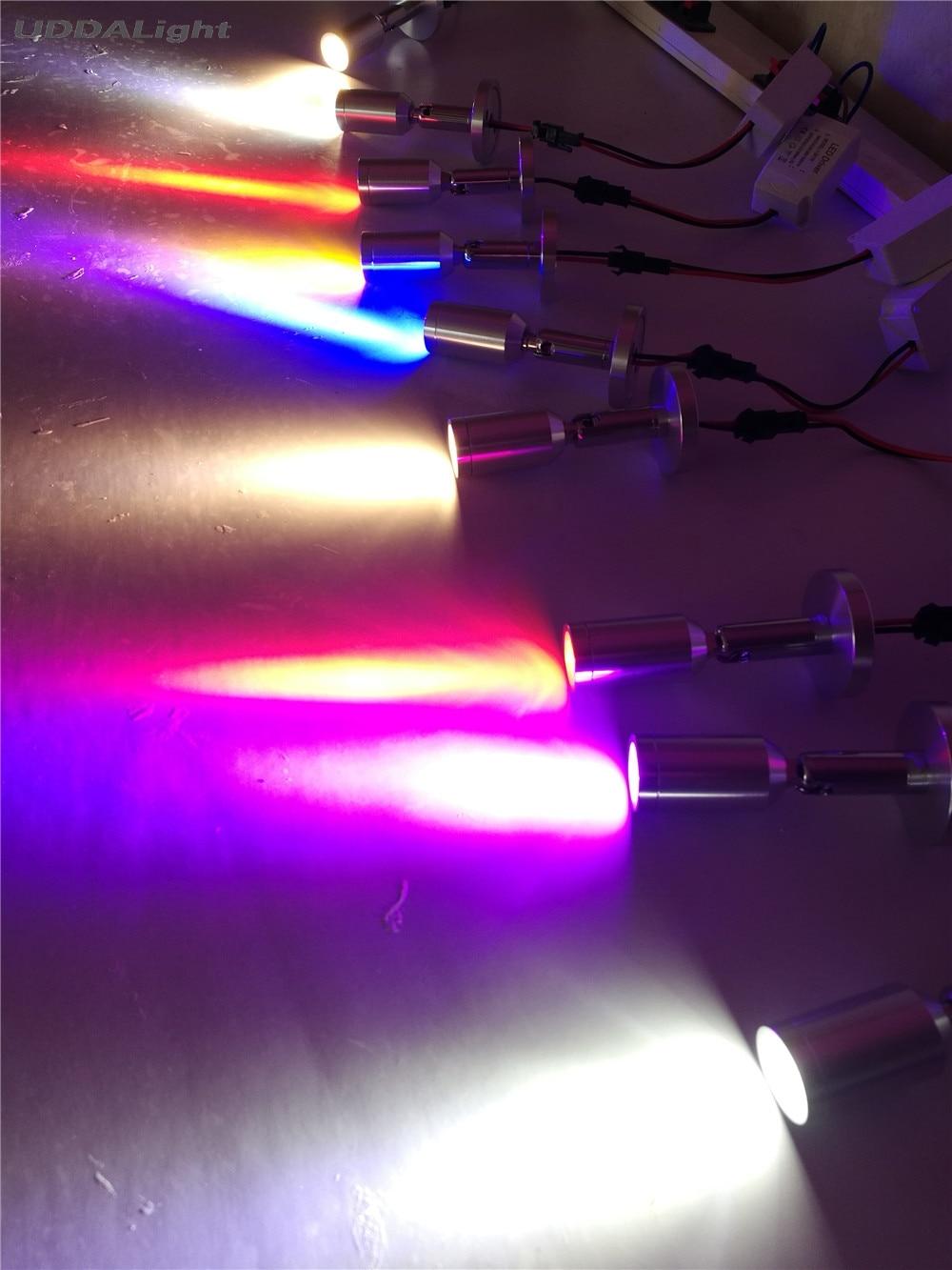 Купить с кэшбэком Kitchen Light 1 - 3w Led Lights 12v / 85 - 265v Led Lamp