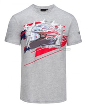 Darmowa wysyłka 2020 Moto gp wyścigi motocyklowe wydanie specjalne kask styl T-shirt Motocross motocykl Top koszulka wyścigowa szary
