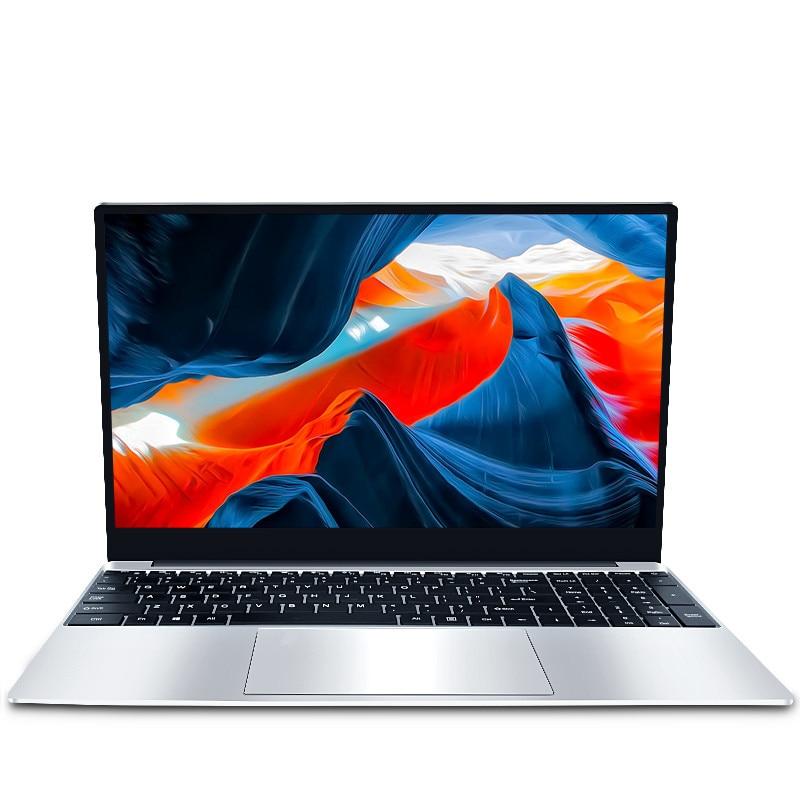 Get 15.6 Inch Laptop Intel Core I7 Gaming Laptop Ram 8GB ROM 256GB 512GB 1TB 2TB M.2 SSD IPS Screen Game Notebook Backlit Keyboard