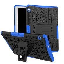 "Чехол для Huawei MediaPad T3 10 AGS-W09-L09-L03 T3 9,6 ""чехол сверхмощный 2 в 1 Гибридный чехол для планшета Honor Play Pad 2 9,6 чехол"