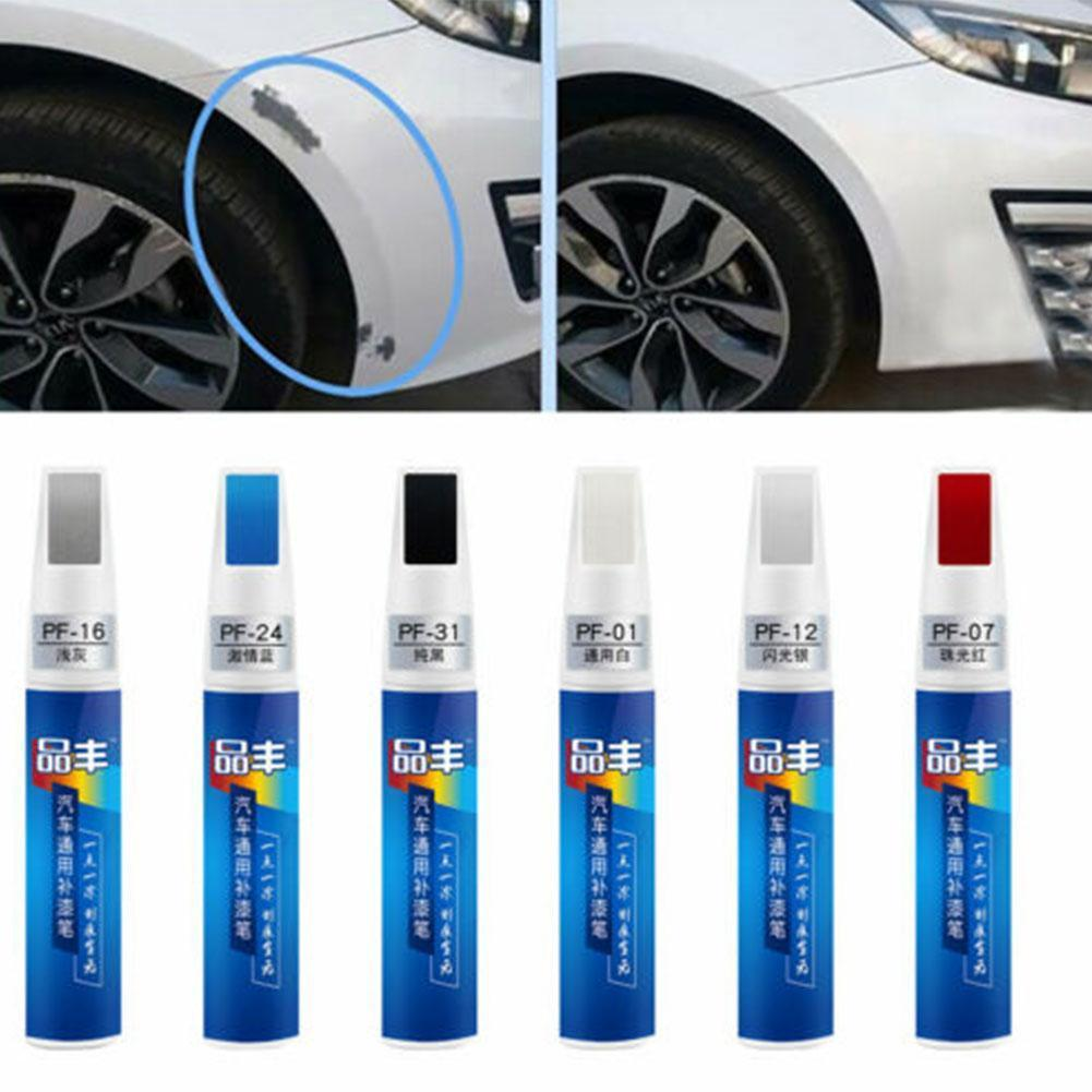 Car Mending Fill Paint Pen Tool Professional Applicator Paint Repair Clear Remover Painting Scratch Waterproof Up Coat Car Z6V3