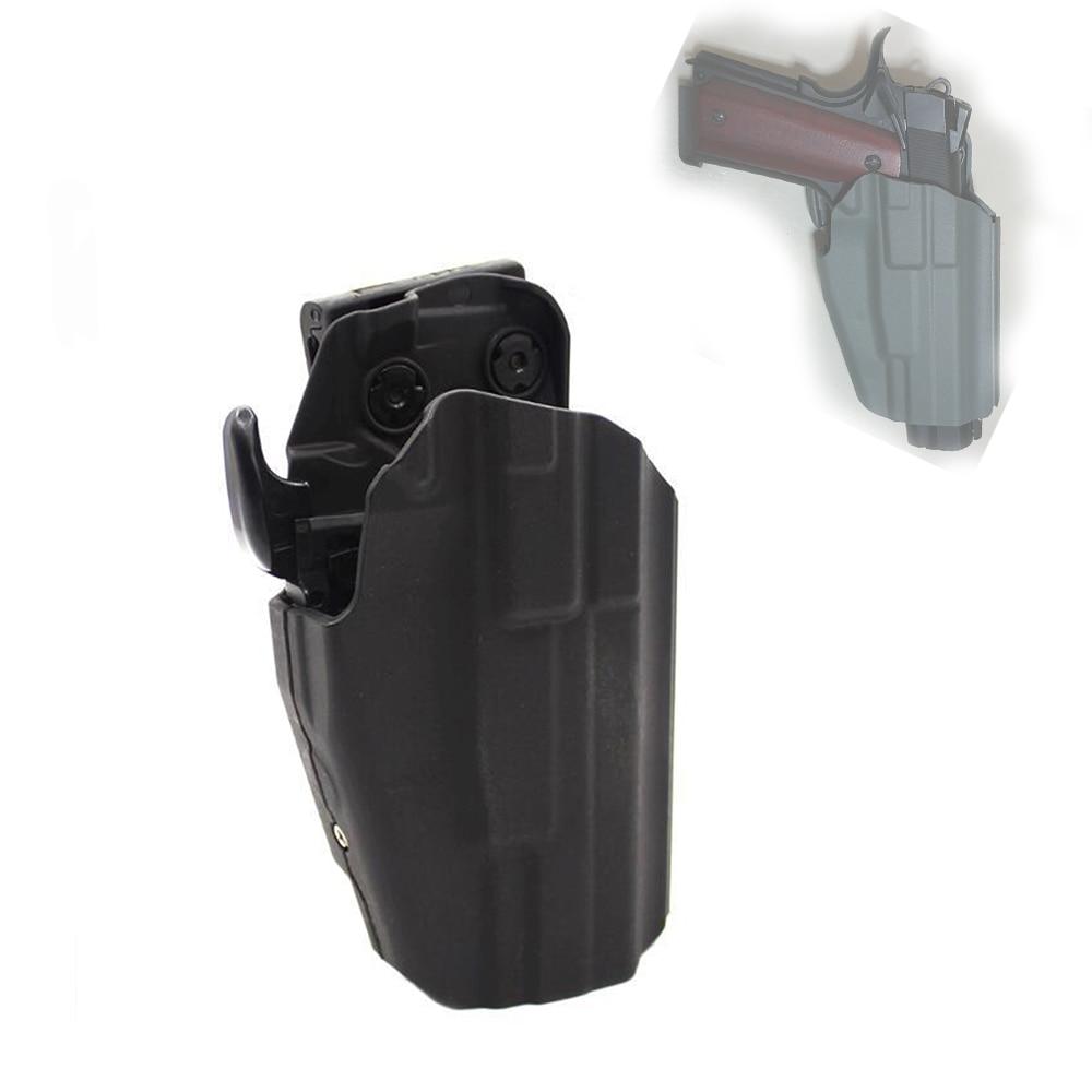 Pistola táctica de mano derecha 579 Gls Pro-Fit, funda de Paddle Duty WALTHER PPQ M2 9/40 puede caber 1911 100 más tipo de pistola