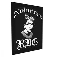 ruth bader ginsburg poster canvas wall art decoration prints for home bedroom decor painting