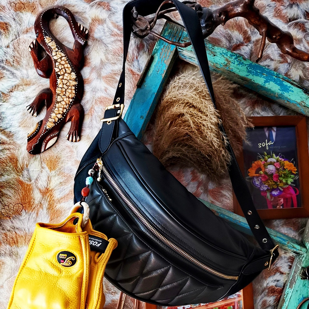 CDJZB5 Size 40*18*8cm Super Quality Genuine Cowhide Leather Backpack Stylish Cow Casual Smart Bag
